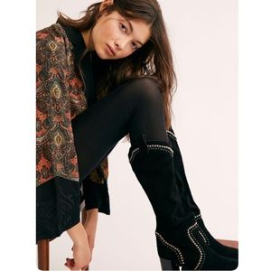 Jefferey Campbell x Free People Lolita Boots 👢